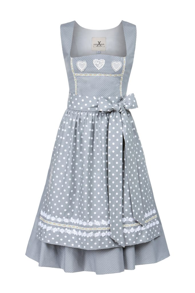 BW-Dirndl-grey-dots