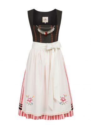 janina-trachten-leinen-dirndl-babushka-schwarz-rot